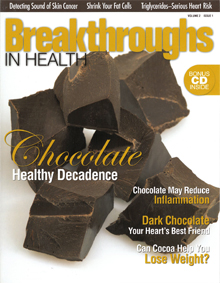 breakthroughs in health magazine cover